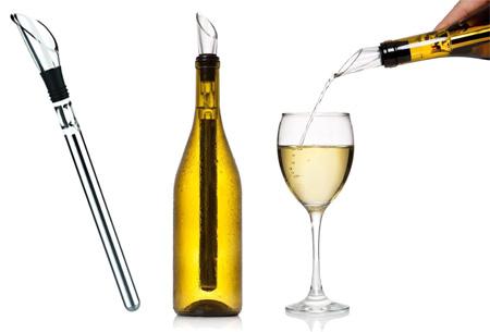 Wijnkoeler stick bedrukt