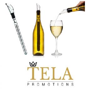 Wijnkoeler bedrukt met logo
